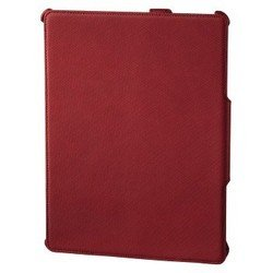 чехол-книжка для apple ipad 2, ipad 3 new, ipad 4 (hama san vicente h-104637) (красный)