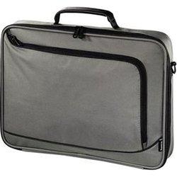 """Сумка для ноутбука 17.3"""" (Hama Sportsline Bordeaux H-101177) (серый)"""