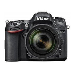 "photocamera nikon d7100 kit black 24.1mpix 16-85vr 3.2\\"" 1080p sd набор с объективомen-el15"