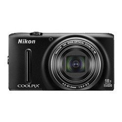 "��������� photocamera nikon coolpix s9400 black 18.1mpix zoom18x 3\\"" 1080p 65mb sdhc is hdmi en-el12"