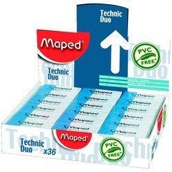 Ластик Maped Technic Duo 2в1 для карандаша и чернил