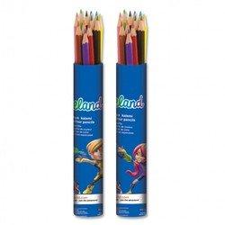 Карандаши цветные Adel 3мм (ADELAND 211-2315-103) (12 цветов)