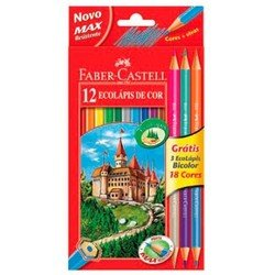 ��������� ��������� ������� faber-castell eco 111215 � ��������� ������� 15 ������