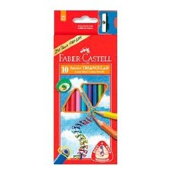 ��������� ������� Faber-Castell Junior Grip 116510 � �������� � ��������� ������� 10 ������