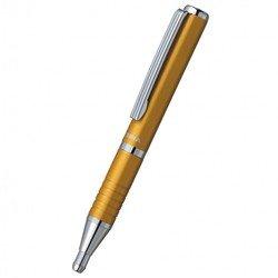Ручка шариковая Zebra SLIDE (BP115-OR) авт. телескопич. корпус оранж. синие чернила подар. коробка