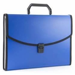 Портфель Бюрократ PP24TL (синий)