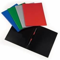 Папка Бюрократ EC04P (черный)