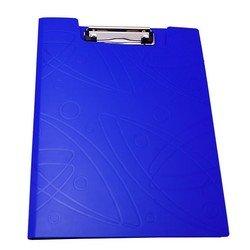 Папка клип-борд Бюрократ GALAXY GA602 (синий)