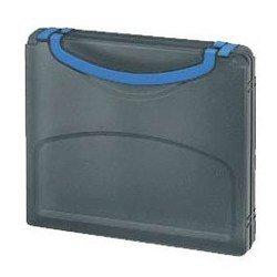 Пластиковая папка-портфель A4 (Kokuyo WE-KUKE734D) (черный)