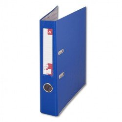 Папка-регистратор Бюрократ BRT415591 (синий)