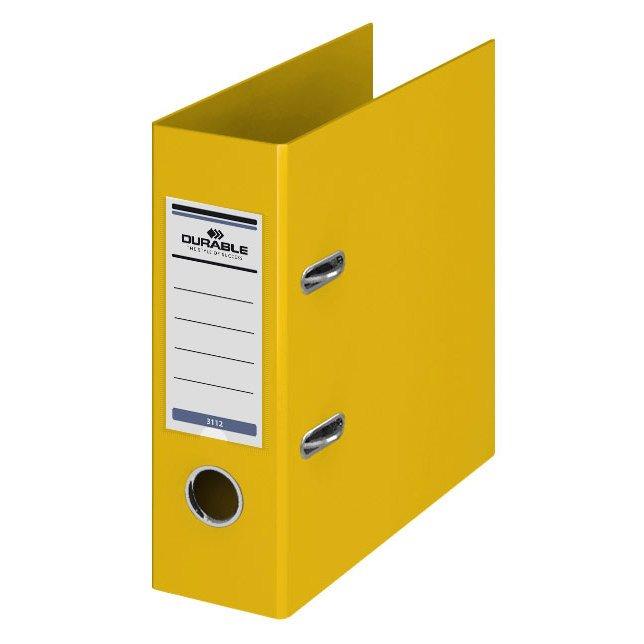 Папка-регистратор с покрытием PVC 50 мм А4 серая IND 5/50 PP GY