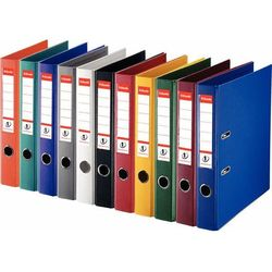 Папка-регистратор Esselte №1 Power (желтая)