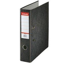 Папка-регистратор A4, 75 мм (Esselte Rainbow 17929P) (черный)