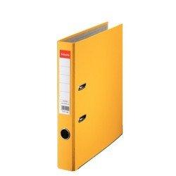 Пластиковая папка-регистратор A4, 50 мм (Esselte Economy 81191P) (желтый)