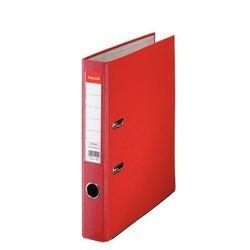Пластиковая папка-регистратор A4, 50 мм (Esselte Economy 81193P) (красный)