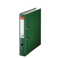 Пластиковая папка-регистратор A4, 50 мм (Esselte Economy 81196P) (зеленый)
