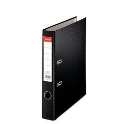 Пластиковая папка-регистратор A4, 50 мм (Esselte Economy 81197P) (черный)