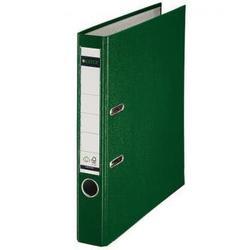 Пластиковая папка-регистратор A4, 50 мм (Leitz 10151255P) (зеленый)