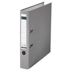 Пластиковая папка-регистратор A4, 50 мм (Leitz 10151285P) (серый)