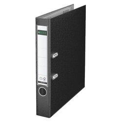 Пластиковая папка-регистратор A4, 50 мм (Leitz 10151295P) (черный)