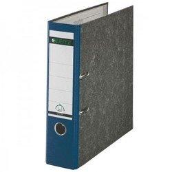 Папка-регистратор A4, 80 мм (Leitz 10800235P) (синий)