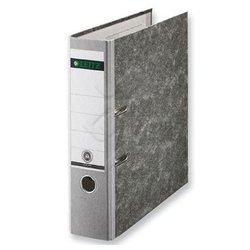 Папка-регистратор A4, 80 мм (Leitz 10800285P) (серый)