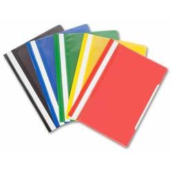 Папка-скоросшиватель (Бюрократ PS-K20) (красный)