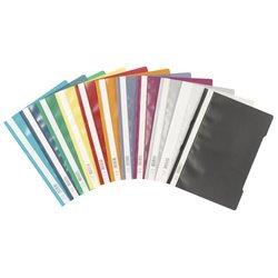 Папка-скоросшиватель Durable (зеленая)