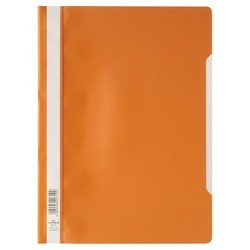 Папка-скоросшиватель Durable (оранжевая)
