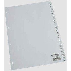 Индексные разделители Durable пластик A-Я (6039-10 )