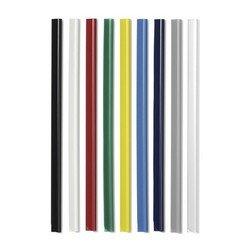 Скрепкошина Durable для бумаг 100шт/уп A4 6 мм темно синий