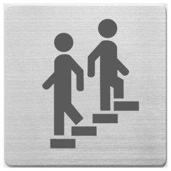 Пиктограмма Alco 450-24 Лестница 90х90мм металл