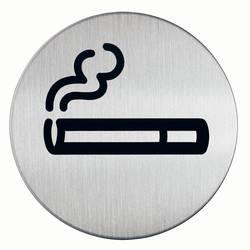 Табличка-пиктограмма Durable Место для курения d-83мм