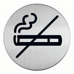 Табличка-пиктограмма Durable Курить запрещено d-83мм