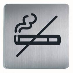 Табличка-пиктограмма Durable Курение запрещено 150*150 мм