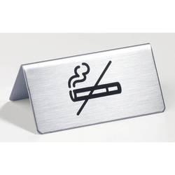 Табличка-пиктограмма Durable настольная Для не курящих 85*36*50 металлическая