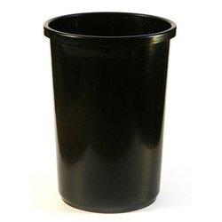 Ведро офисное Унипласт 220496 12 литров черный
