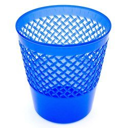 Корзина для бумаг Унипласт 2200961 Офис-Класс 12 литров синий