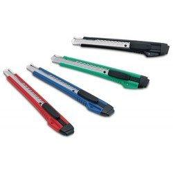Нож канцелярский (KW-trio 3563) (ассорти)