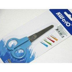 Ножницы для левшей 120 мм (KW-trio X023) (голубой)
