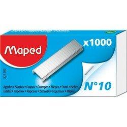 Скобки Maped из высококачественной стали №10 1000 штук в коробке