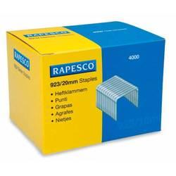 Скобы Rapesco S92320Z3 23/20 4 упаковки по 1000шт