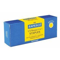Скобы Rapesco S13080Z3 для теккера 13/8 (5000шт/уп)