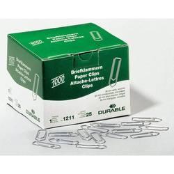 Cкрепки Durable оцинкованные 32мм 1000шт в коробке