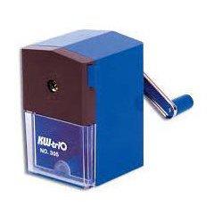 Точилка механическая KW-trio 305Ablu для карандашей до 8 мм пластиковый корпус 70x79x90мм синий