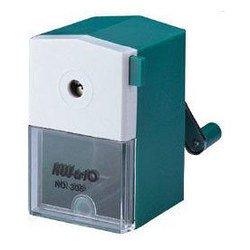 Точилка механическая KW-trio 305grn для карандашей до 8 мм пластиковый корпус 70x79x90мм зеленый