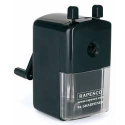 Точилка Rapesco R94000B2 со струбциной для карандашей для цв/черн разной формы диам 8-11.75мм
