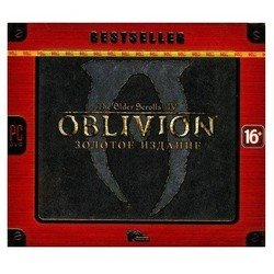 ��������� ���� pc bestseller. the elder scrolls iv: oblivion. ������� ������� (31345)