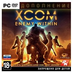игра для пк xcom: enemy within