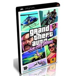 игра sony playstation portable grand theft auto: vice city stories (platinum)  (10599)